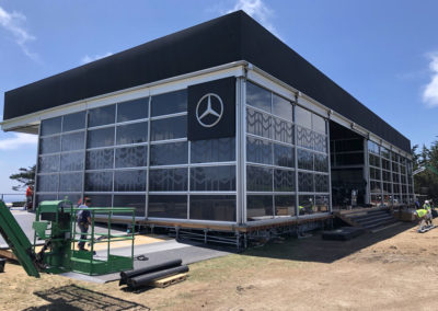2019 Mercedes Benz at Pebble Beach Concourse